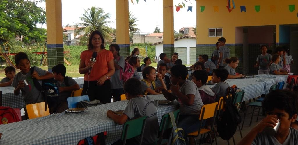 Reportage del Progetto Criança Esperança