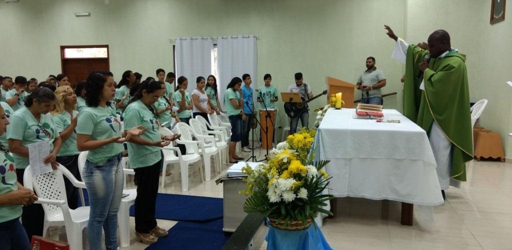 La Santa Messa per l'inizio dei corsi